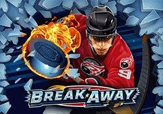 Break Away Pokie Logo