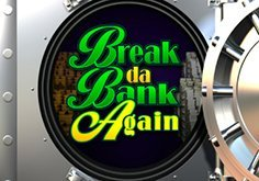 Break Da Bank Again Pokie Logo