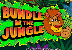 Bundle In The Jungle Pokie Logo