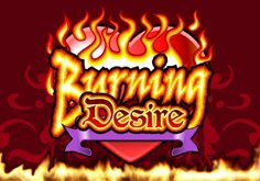 Burning Desire Pokie Logo
