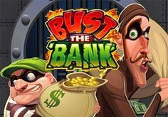 Bust The Bank Pokie Logo