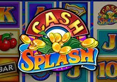 Cashsplash 3 Reel Pokie Logo