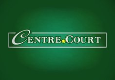 Centre Court Pokie Logo
