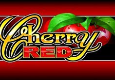 Cherry Red Pokie Logo