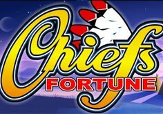 Chief 8217s Fortune Pokie Logo