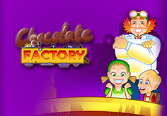 Chocolate Factory Pokie Logo