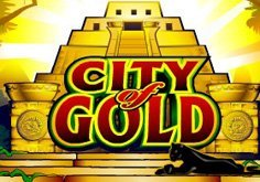 City Of Gold Pokie Logo