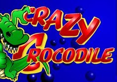 Crazy Crocodile Pokie Logo