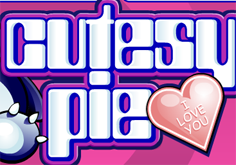 Cutesy Pie Pokie Logo