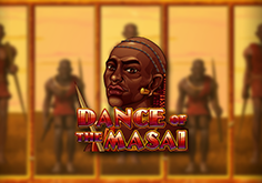 Dance Of The Masai Pokie Logo