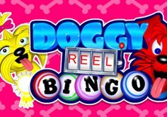 Doggy Reel Bingo Pokie Logo