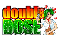 Double Dose Pokie Logo