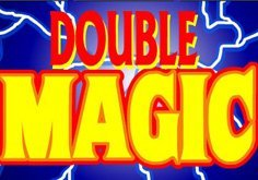 Double Magic Pokie Logo