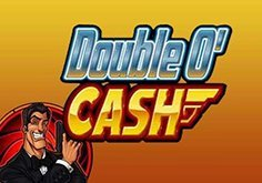 Double O 8217cash Pokie Logo