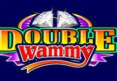 Double Wammy Pokie Logo