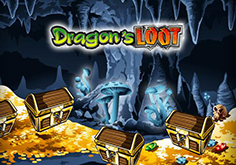 Dragons Loot Pokie Logo