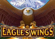 Eagle 8217s Wings Pokie Logo