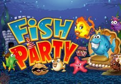 Fish Party Pokie Logo