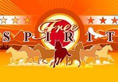 Free Spirit Wheel Of Wealth Pokie Logo
