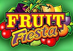 Fruit Fiesta 5 Reel Pokie Logo