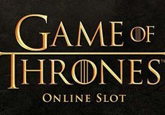 Game Of Thrones 15 Paylines Pokie Logo