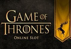 Game Of Thrones 243 Paylines Pokie Logo