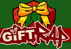 Gift Rap Pokie Logo