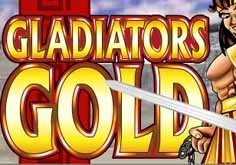 Gladiators Gold Pokie Logo