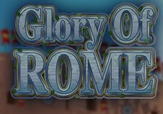 Glory Of Rome Pokie Logo