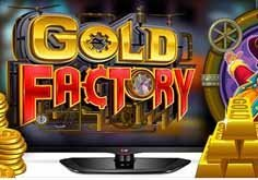 Gold Factory Pokie Logo