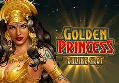 Golden Princess Pokie Logo