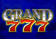 Grand 7 8217s Pokie Logo