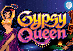 Gypsy Queen Pokie Logo