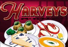 Harveys Pokie Logo