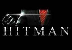 Hitman Pokie Logo