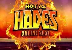 Hot As Hades Pokie Logo