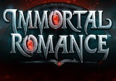 Immortal Romance Pokie Logo