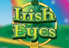 Irish Eyes Pokie Logo