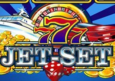Jet Set Pokie Logo