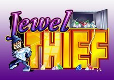 Jewel Thief Pokie Logo