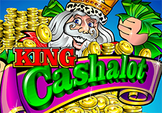 King Cashalot Pokie Logo