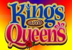 Kings And Queens Pokie Logo