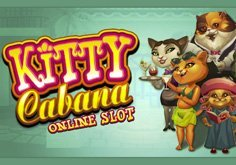 Kitty Cabana Pokie Logo