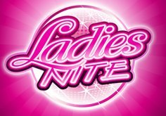 Ladies Nite Pokie Logo