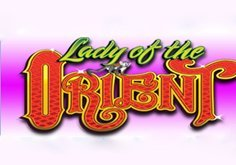 Lady Of The Orient Pokie Logo
