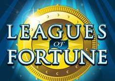 Leagues Of Fortune Pokie Logo