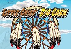 Little Chief Big Cash Pokie Logo
