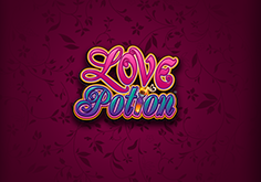 Love Potion Pokie Logo