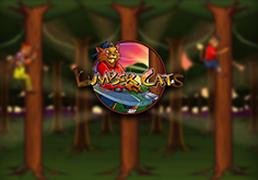 Lumber Cats Pokie Logo