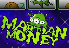 Martian Money Pokie Logo